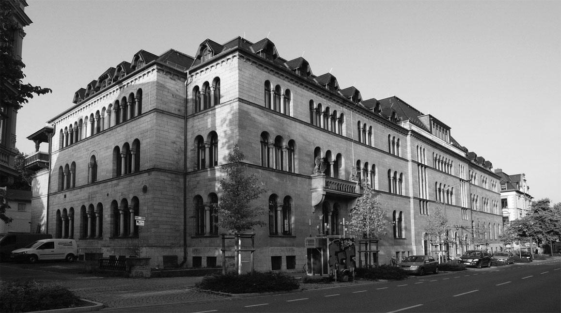 Notenbank Weimar, Steubenstraße 15, Bildquelle Notenbank Weimar