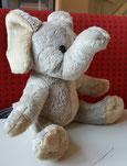 Klasse 1a Elefanten