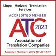 Certified Arabic Translation Services London UK
