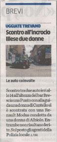 La Provincia di Como - 26/06/2014
