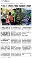 Wochenzeitung felix, 14.11.2014