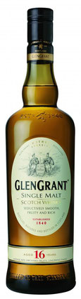 Glen Grant Single Malt 16 Jahre