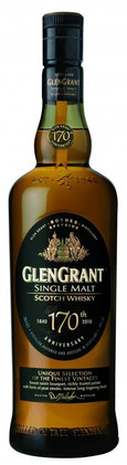 Glen Grant 170th Anniversary Single Malt