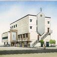 川崎の教会   2004