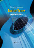 "Notenheft ""Guitar Tunes"""