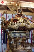 青山熊野神社・本社神輿