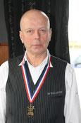 Toine Brooijmans gewestelijk kampioen bandstoten 3e klas