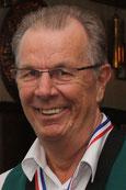 Jan Mol districtkampioen driebanden groot 3e klas