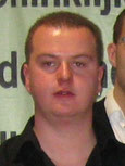 Arjan Jochems gewestelijk kampioen driebanden 3e klas