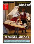 """la foto di Roberto Carrus e Tiziana Tolu è stata scelta come copertina della rivista online  """"tottus in pari"""""""