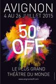 Site officiel du Festival d'Avignon