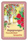 "Orakelkarte ""Begegnung"""