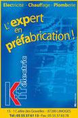 Kit Electric (partenaire JA Isle Handball)