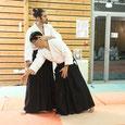 Professeur du dojo SANTSU AIKIDO à Grenoble