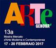 Genova arte 2017 mostra mercato d'arte moderna e contemporanea