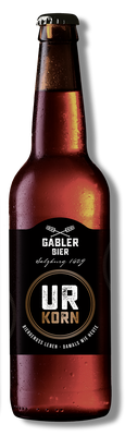 0,33l Flasche Gabler URKORN
