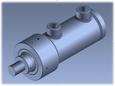 KOMPAUT, cilindro oleodinamico ISO 3320 MDR