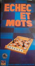 ECHEC ET MOTS +8ans, 2j
