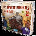 LES AVENTURIERS DU RAIL +8ans, 2-5j