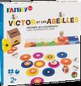 VICTOR ET LES ABEILLES +2ans, 1-4j