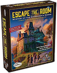 ESCAPE THE ROOM LE MANOIR +10ans, 2-6j