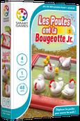 LES POULES ONT LA BOUGEOTTE JR +4ans