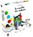 LE MONSTRE DES COULEURS +2ans, 2-5j