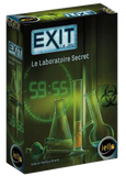 EXIT LE LABORATOIRE SECRET +12ans, 1-6j