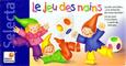 LE JEU DES NAINS +3ans, 2-8j