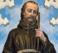 Croix et saints de l'église saint Fiacre