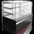 Vitrine réfrigérée boulangerie contemporaine 3 niveaux