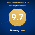 Booking.Com Guest Review Awards 2017