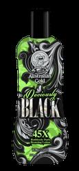 Deviously Black Iconic Australian Gold Zonnebank creme bronzer zoncosmetica DHA cosmetisch natuurlijk