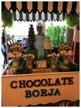 CARRITO DE CHOCOLATE