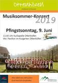 Musiksommer-Konzert der Kurkapelle