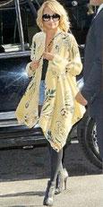 Nicole Richie Kimono jacket