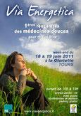 Rencontres du bien être à Tours, arts, santé, nature - Via Energetica - 37000