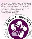 Le LR Global Kids Fund offre un soutien financier en France pour les projets d'aide aux enfants français par des aides auprès de trois associations.