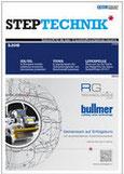 RG Technologies in der Steptechnik
