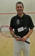 Holger Scheibel gewann beide Spiele