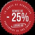 réduction paddle Argeles, Barcares, Torreilles Loisirs 66