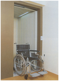 住宅用FRPホームエレベーター(地震・津波シェルターHIKARi)