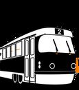 Bild: Straßen-Bahn