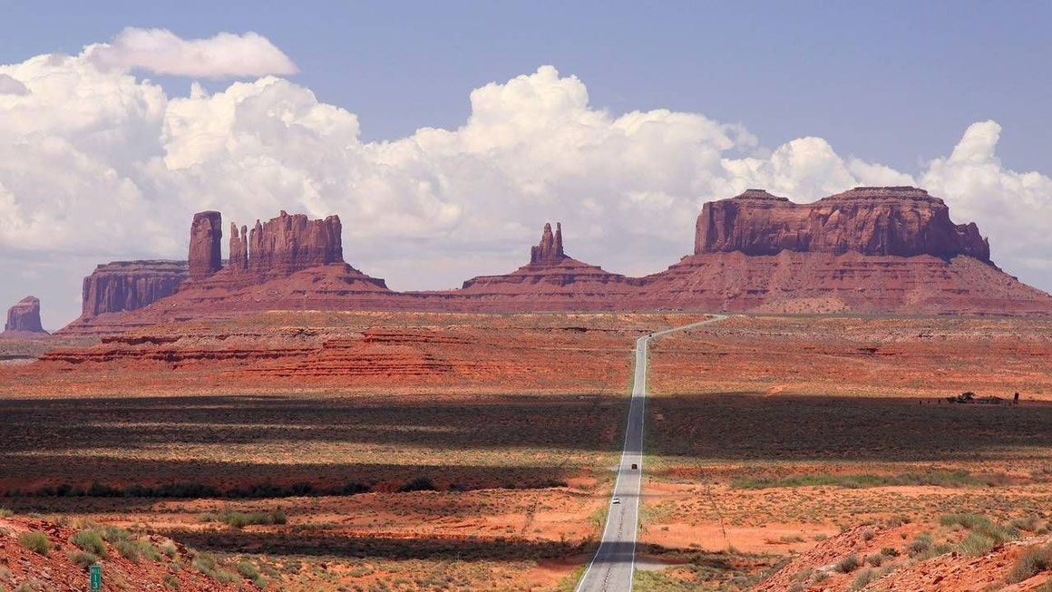 Bild Mounument Valley • AZ • © Dr. Christian Zolles