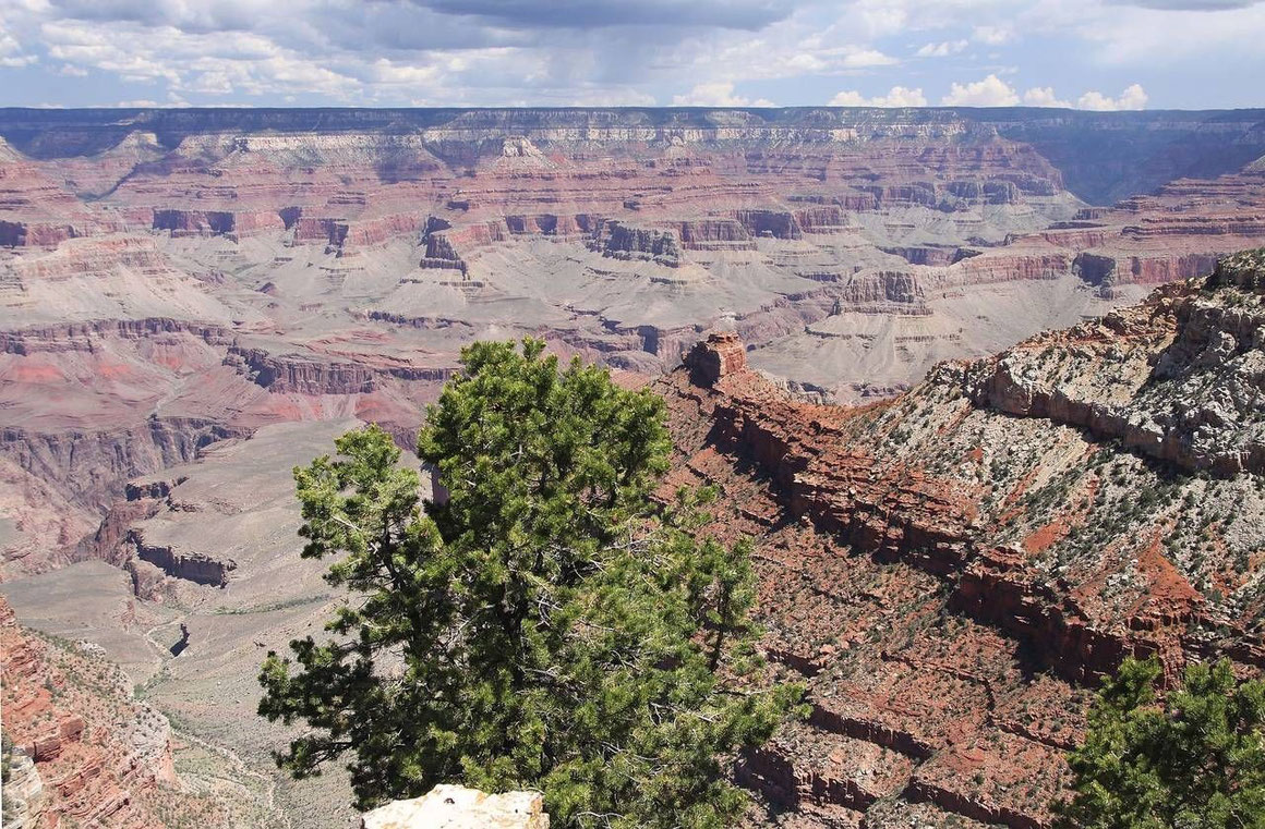 Bild Grand Canyon NP • AZ • USA © Dr. Christian Zolles