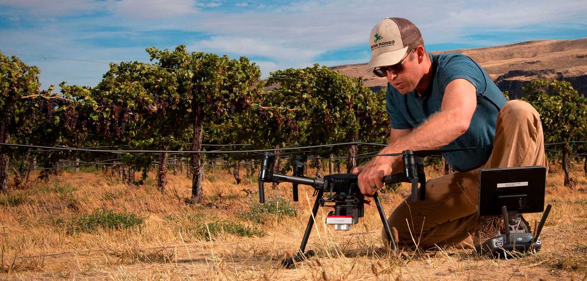 Micasense y DJI tenemos las mejores soluciones para agricultura de precisión en análisis de cultivos con drones y cámaras multiespectrales