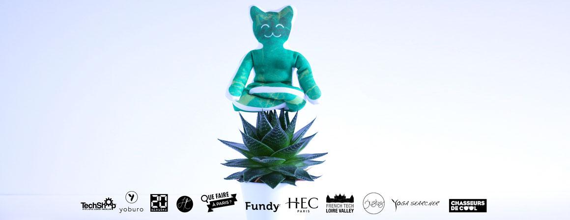 Yogacat jungle