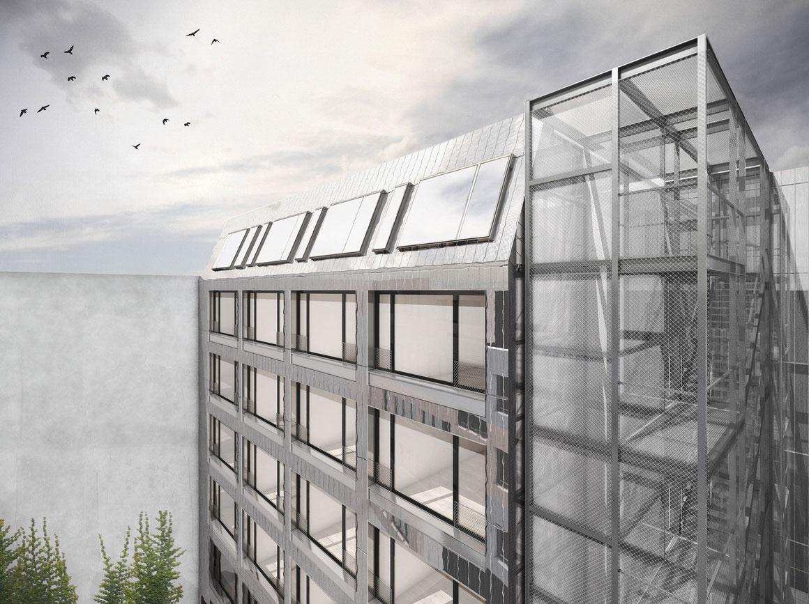 Visualisierung mit freundlicher Genehmigung Keintzel Architekten