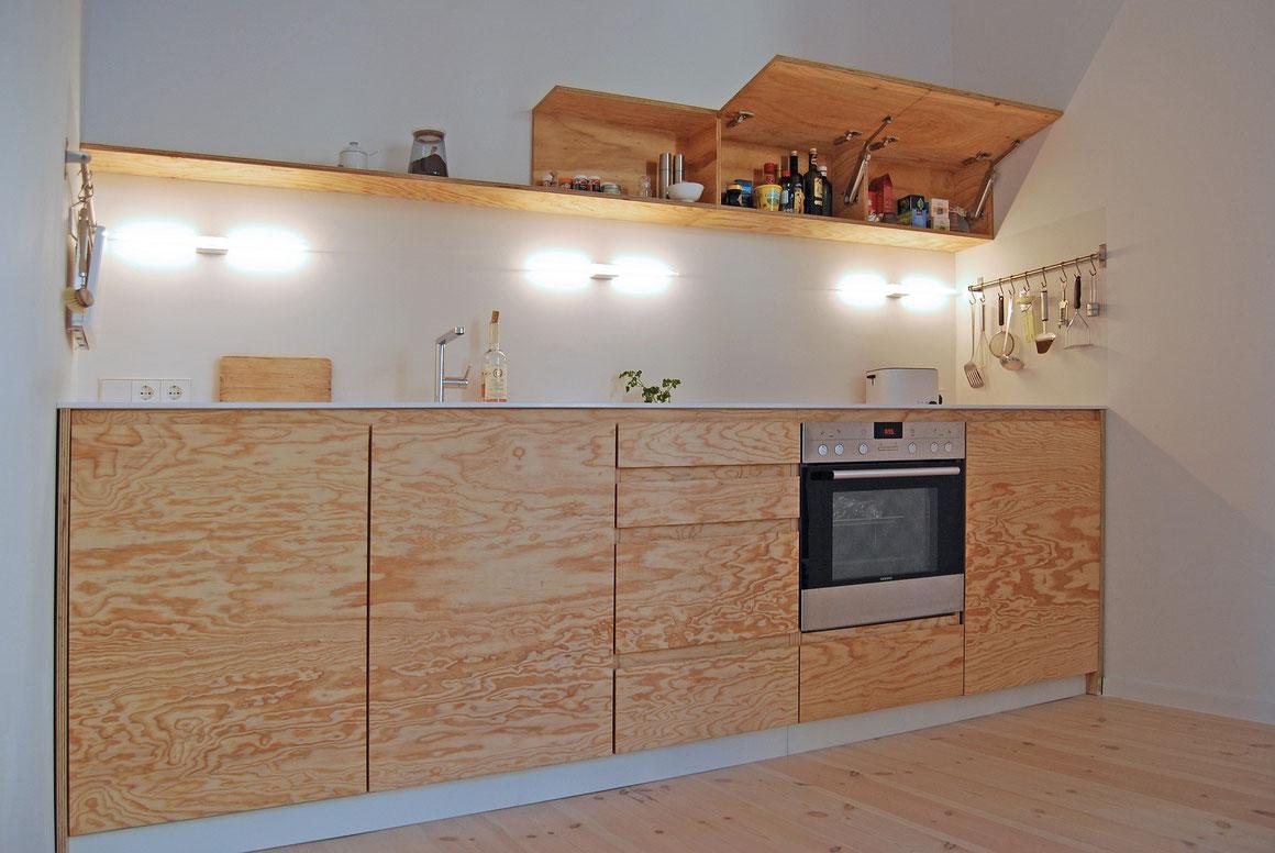 bauzeit berlin GmbH, Bauleitung und Gesamtumsetzung