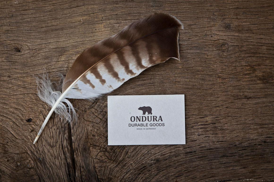 ondura heritage brand handcrafted leathergoods